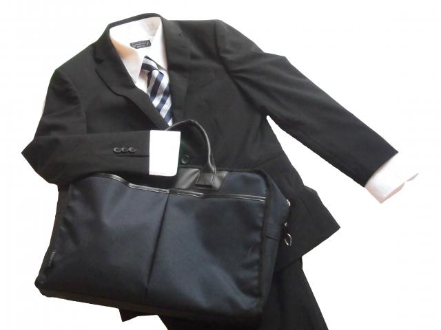 転職スーツ
